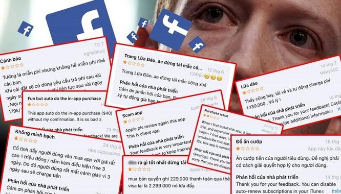 Ứng dụng dỏm giá cắt cổ nở rộ Facebook, Instagram tại VN ảnh 3