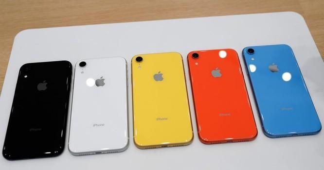 Chưa về Việt Nam, iPhone XR đã loạn giá ảnh 1