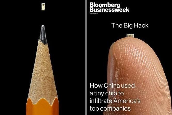 Sau Apple, đến lượt Amazon, Super Micro yêu cầu Bloomberg gỡ bài chip gián điệp 'hạt gạo' ảnh 1