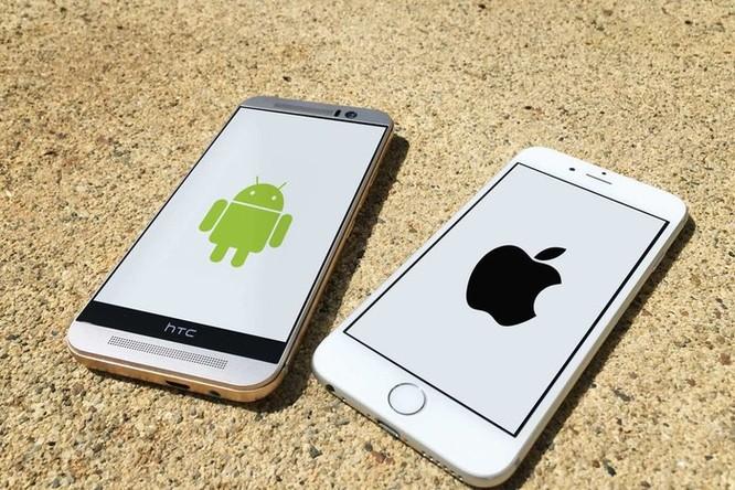 Tại sao người dùng thích iPhone hơn smartphone Android? ảnh 1