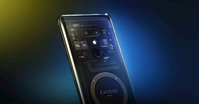 HTC chỉ chấp nhận Bitcoin và Ethereum cho sản phẩm Blockchain Phone ảnh 2