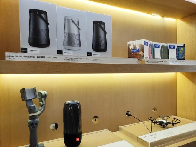 Bên trong cửa hàng cao cấp lớn nhất thế giới của Oppo tại Trung Quốc ảnh 16