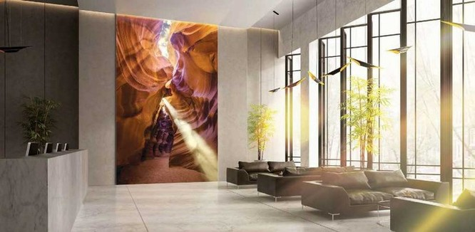 Samsung muốn bán màn hình LED từ nhà ra trung tâm thương mại ảnh 1