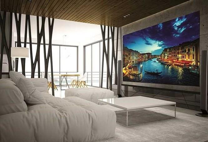 Samsung muốn bán màn hình LED từ nhà ra trung tâm thương mại ảnh 2