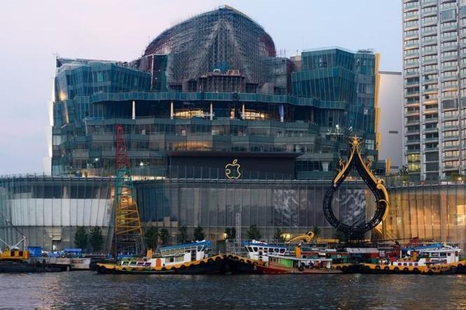 Không phải VN, Thái Lan mới là nước có Apple Store thứ 2 ĐNÁ ảnh 2