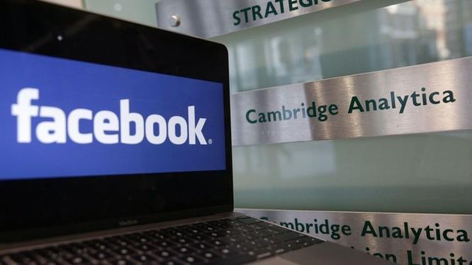Nối gót các hãng công nghệ, Facebook nhận án phạt 500.000 bảng Anh ảnh 1