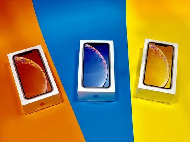 iPhone XR chính thức mở bán trên toàn cầu ảnh 1