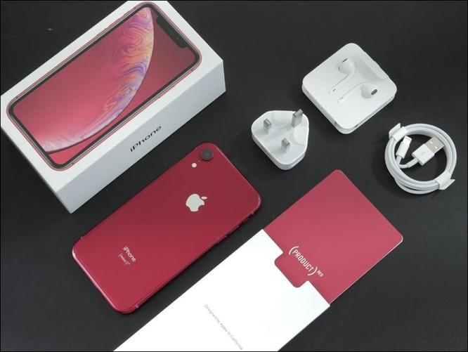 iPhone Xr về Việt Nam giá 20,9 triệu đồng ảnh 2
