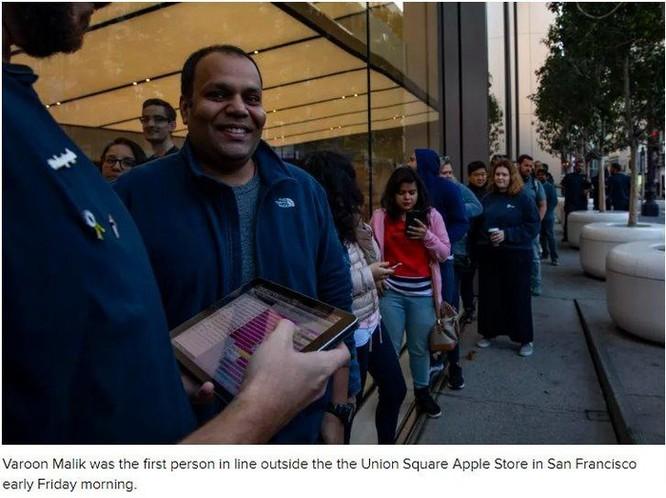 Vì sao các Apple Store trở nên 'đìu hiu' trong ngày đầu mở bán iPhone XR? ảnh 5