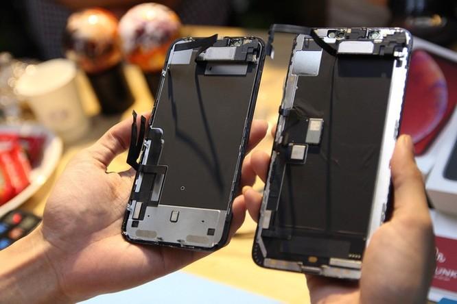 Bên trong iPhone XR vừa về VN - 1 pin, dung lượng 2.942 mAh ảnh 6
