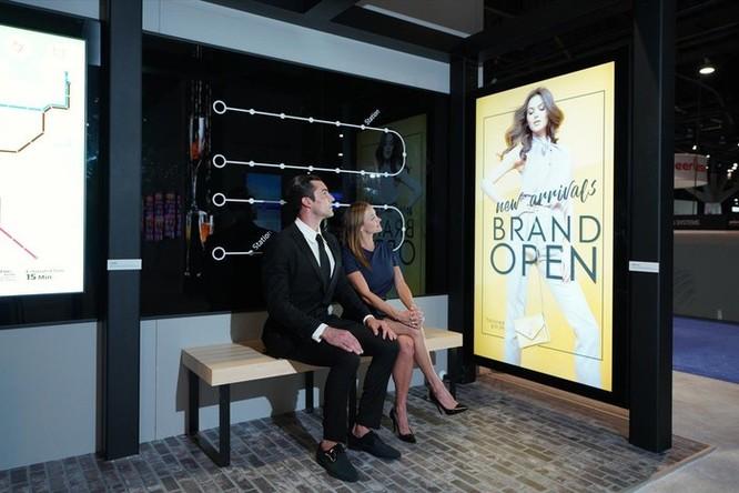 Samsung ra mắt loạt màn hình LED chuyên dụng ảnh 1