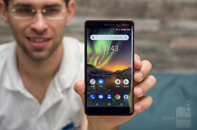 Top 7 smartphone tầm trung dưới 9 triệu tốt nhất 2018 ảnh 1