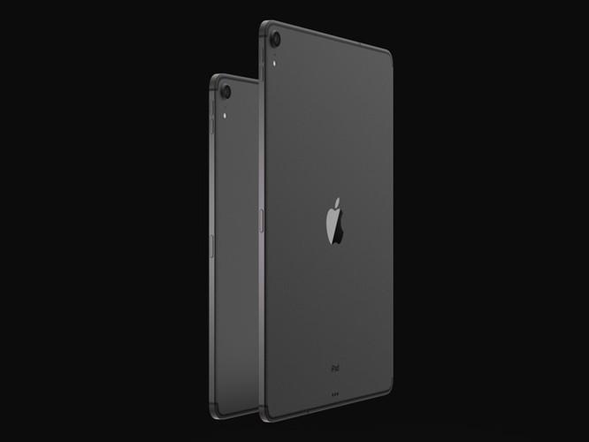 Bản mẫu iPad Pro 2018 - màn hình tràn viền, hỗ trợ Face ID ảnh 4