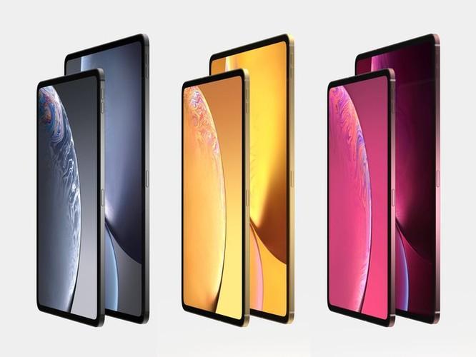 Bản mẫu iPad Pro 2018 - màn hình tràn viền, hỗ trợ Face ID ảnh 7