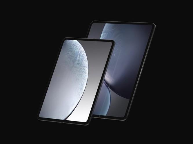 Bản mẫu iPad Pro 2018 - màn hình tràn viền, hỗ trợ Face ID ảnh 3