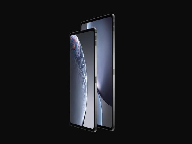 Bản mẫu iPad Pro 2018 - màn hình tràn viền, hỗ trợ Face ID ảnh 8
