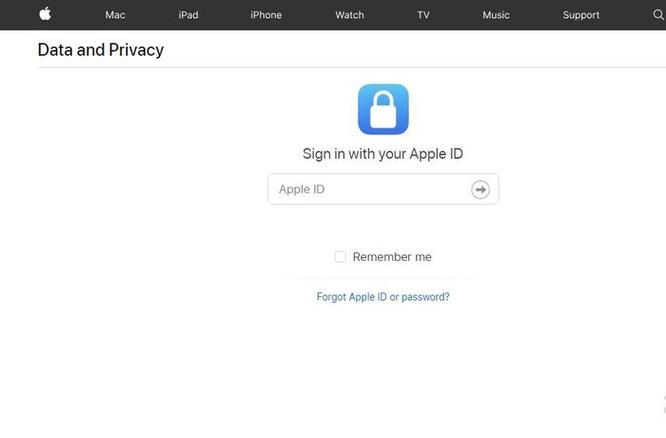 Cách download và xóa tất cả những gì Apple biết về bạn ảnh 1
