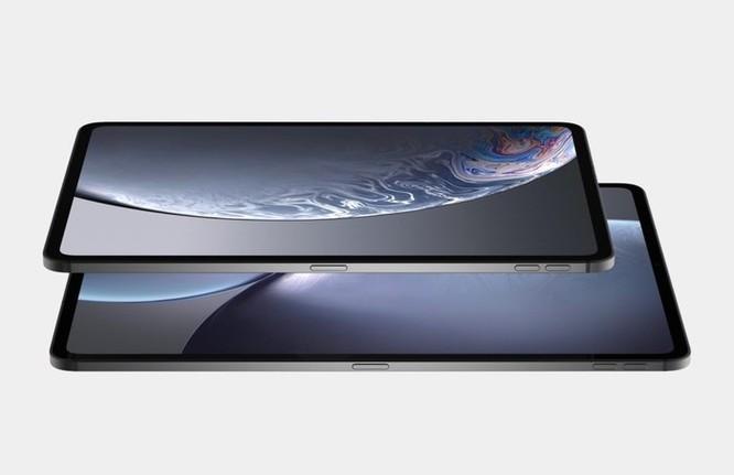 Bản mẫu iPad Pro 2018 - màn hình tràn viền, hỗ trợ Face ID ảnh 1