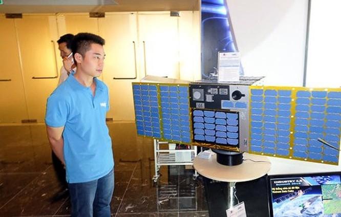 Việt Nam sắp phóng thêm vệ tinh nhỏ lên quỹ đạo ảnh 1