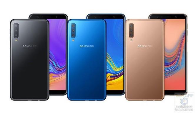 Samsung Galaxy A7 giá cao liệu có chơi game tốt? ảnh 1
