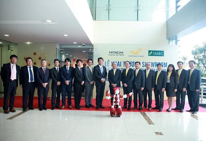 VietnamPost sắp đưa Robot và trí tuệ nhân tạo vào giao tiếp với khách hàng ảnh 1