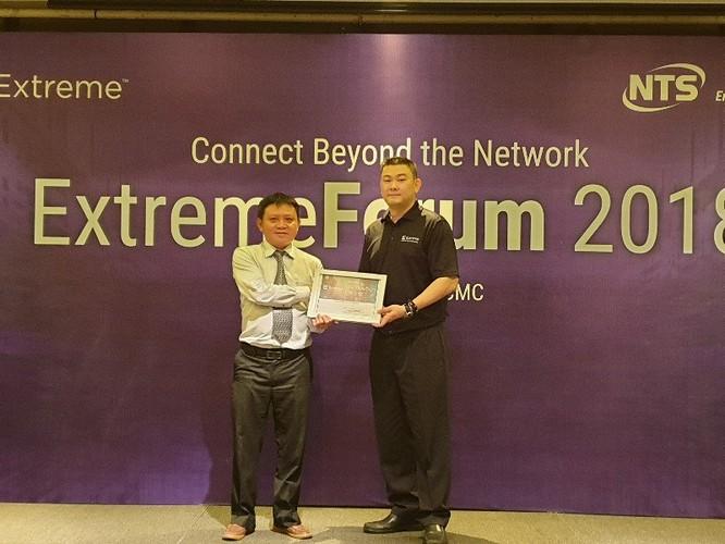 NTS chính thức là nhà phân phối của Extreme Networks tại Việt Nam ảnh 1