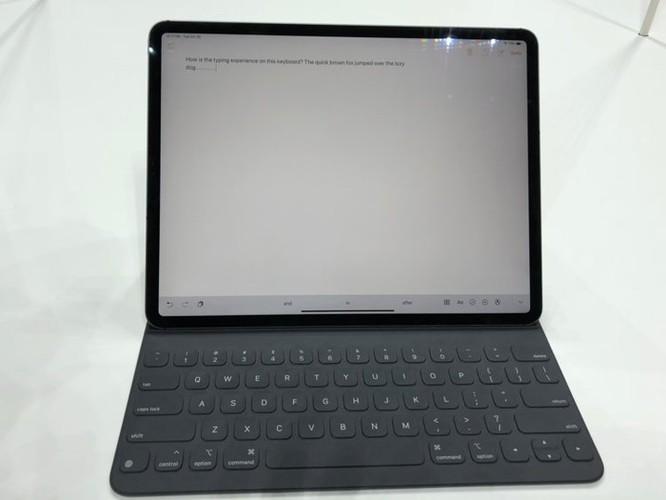 Cận cảnh iPad Pro mới, nâng cấp giá trị nhất trên dòng iPad trong nhiều năm ảnh 14