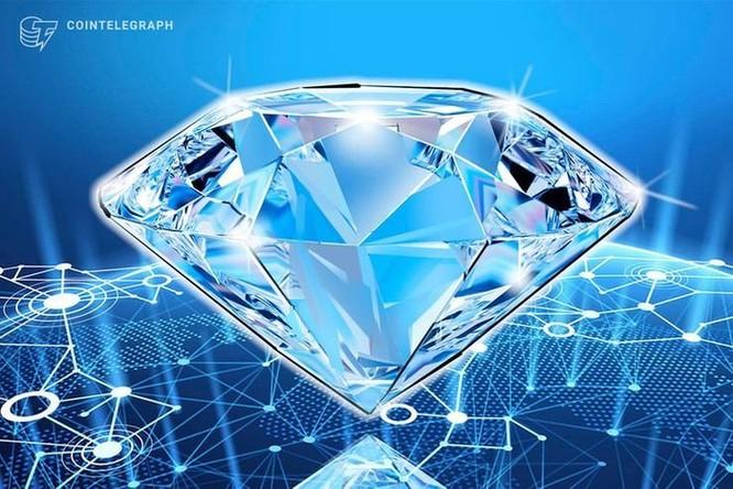 Nhà sản xuất kim cương lớn nhất thế giới Alrosa tham gia dự án thí điểm Blockchain Pilot của De Beers ảnh 1