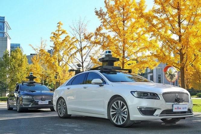Ford và Baidu sắp thử nghiệm xe tự lái tại Trung Quốc ảnh 1