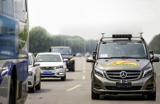 Ford và Baidu sắp thử nghiệm xe tự lái tại Trung Quốc ảnh 7