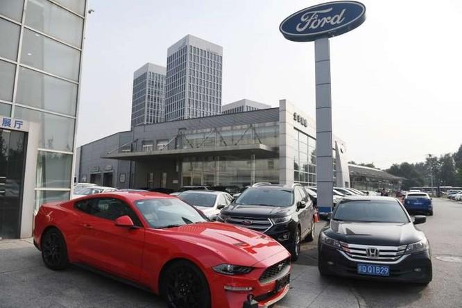 Ford và Baidu sắp thử nghiệm xe tự lái tại Trung Quốc ảnh 6