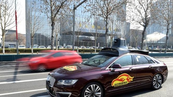 Ford và Baidu sắp thử nghiệm xe tự lái tại Trung Quốc ảnh 2