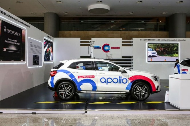 Ford và Baidu sắp thử nghiệm xe tự lái tại Trung Quốc ảnh 4