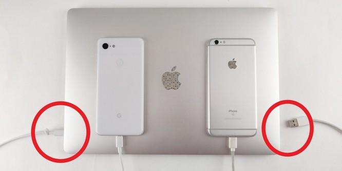 Gửi Apple, đã đến lúc dùng cổng USB Type-C cho iPhone ảnh 1