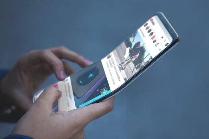Smartphone màn hình gập, tích hợp 5G sẽ sớm ra mắt ảnh 1