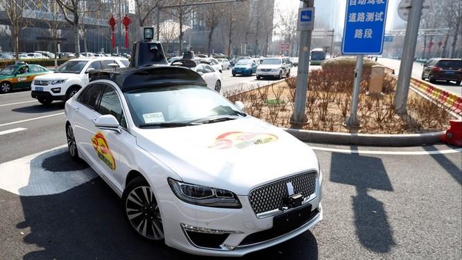 Ford và Baidu sắp thử nghiệm xe tự lái tại Trung Quốc ảnh 5