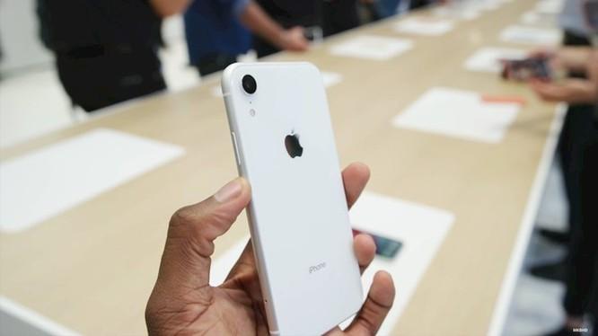 Cận cảnh 6 màu sắc rực rỡ của iPhone XR chính hãng vừa mở bán ảnh 4