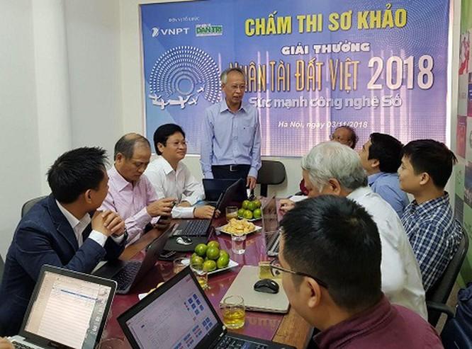 Sơ khảo Giải thưởng Nhân tài Đất Việt 2018 lĩnh vực CNTT: Tranh luận sôi nổi, lựa chọn công minh! ảnh 1