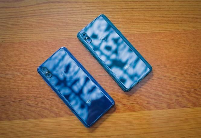 Smartphone RAM 10 GB đầu tiên ra mắt tại VN ảnh 8