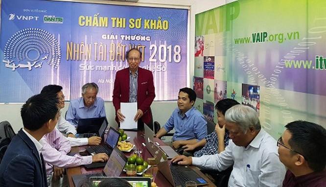 Sơ khảo Giải thưởng Nhân tài Đất Việt 2018 lĩnh vực CNTT: Tranh luận sôi nổi, lựa chọn công minh! ảnh 2