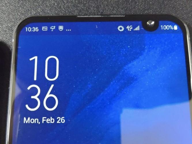 Zenfone 6 màn hình 'nốt ruồi' lộ diện ảnh 2