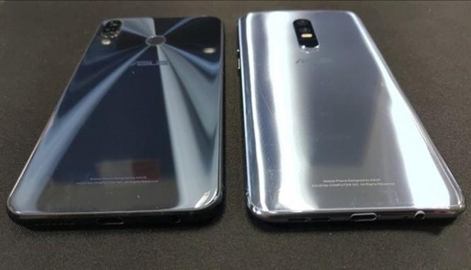 Zenfone 6 màn hình 'nốt ruồi' lộ diện ảnh 4