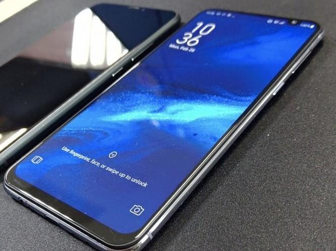 Zenfone 6 màn hình 'nốt ruồi' lộ diện ảnh 1