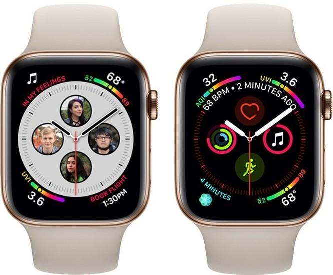 Apple phát hành watchOS 5.1.1 vá lỗi biến Apple Watch thành 'cục gạch' ảnh 1