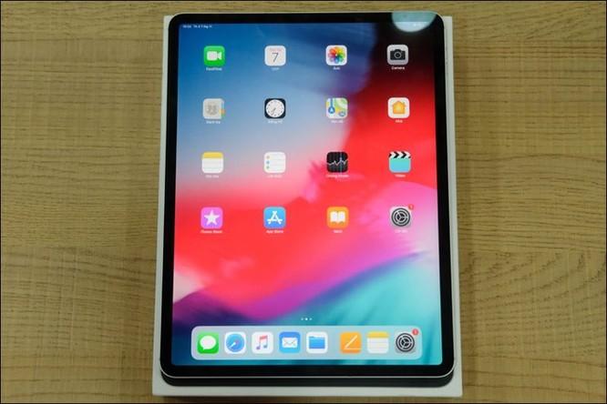 Hình ảnh iPad Pro 2018 tại Việt Nam, giá từ 25 triệu đồng ảnh 1
