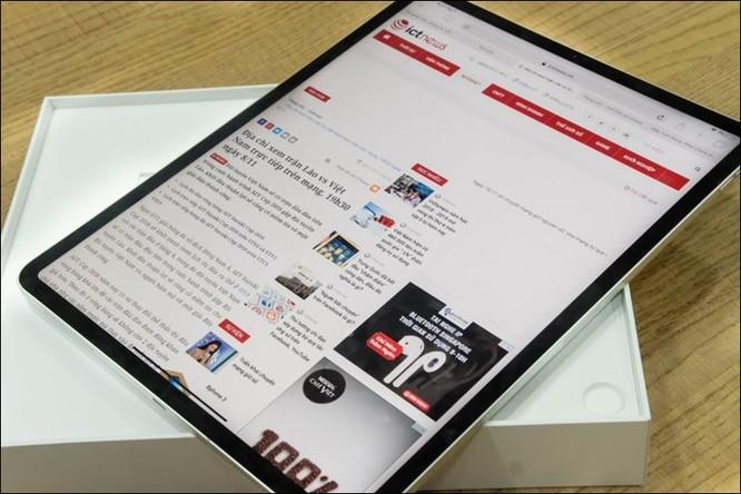 Hình ảnh iPad Pro 2018 tại Việt Nam, giá từ 25 triệu đồng ảnh 2