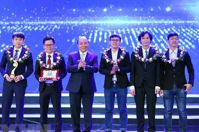 20 sản phẩm CNTT lọt vào chung khảo Nhân tài Đất Việt 2018 ảnh 1