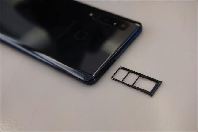 Cảm nhận nhanh Samsung Galaxy A9 2018, smartphone 4 camera sau tại Việt Nam ảnh 9