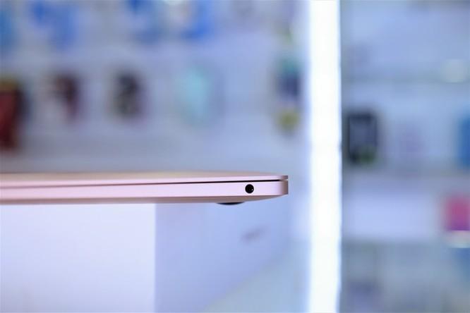 Chi tiết Macbook Air 2018 vừa về VN, giá từ 36 triệu ảnh 12