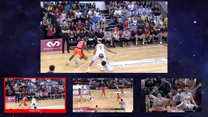 Công nghệ Multi-cam sẽ cho người xem trải nghiệm độc đáo trong chương trình truyền hình tương tác ảnh 4
